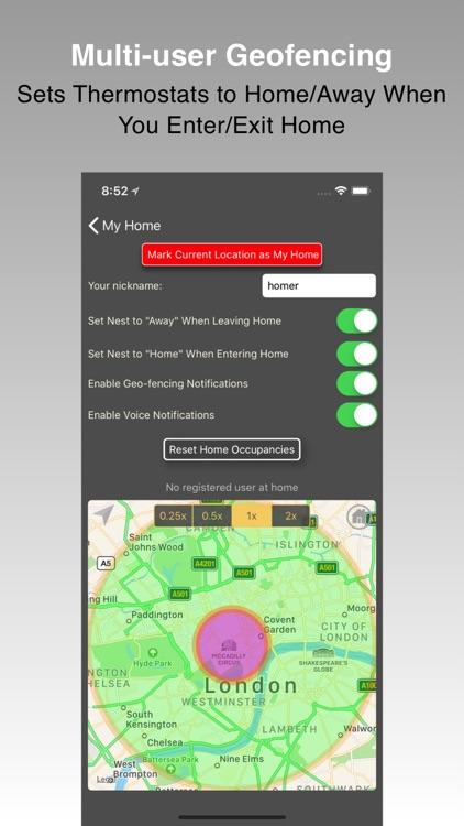 QuickControl: For Nest screenshot-0