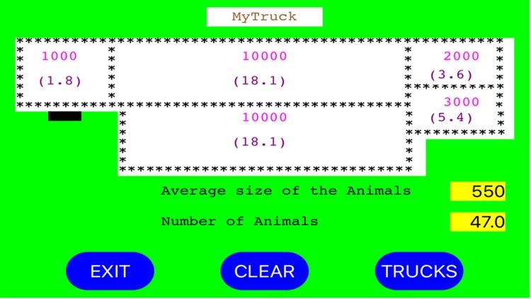 Livestock Truck Allocation screenshot-4