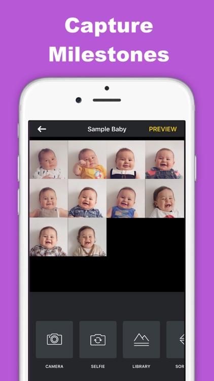 Facelapse - 1 photo everyday screenshot-3