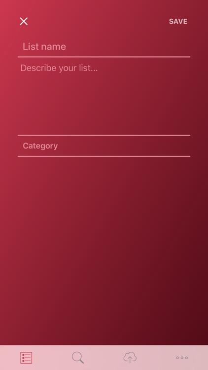 GetLists App screenshot-4