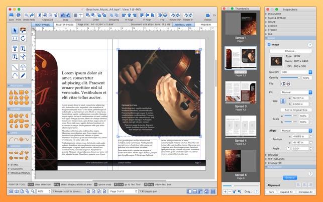 istudio publisher mac