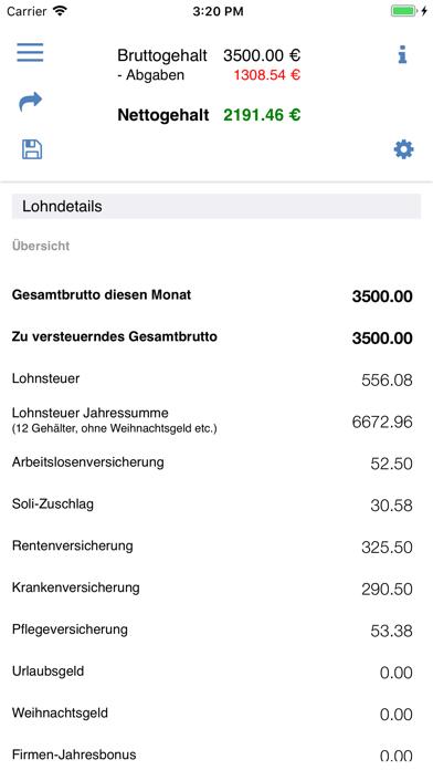 DER Gehaltsrechner für PC - Windows 10,8,7 (Deutsch) - Download kostenlos