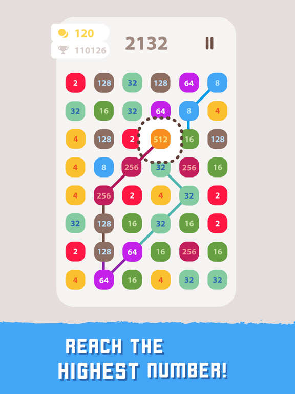 2248 Linked: Number Puzzle screenshot 10