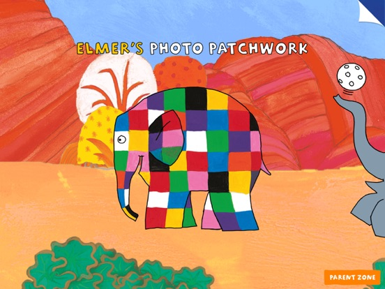 Elmer's Photo Patchwork-ipad-0