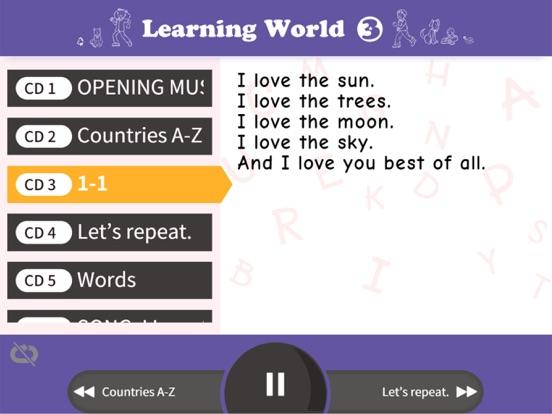 Learning World Book 3のおすすめ画像2