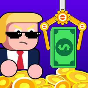 Make Money - Donald's coins, idle & click game Entertainment app