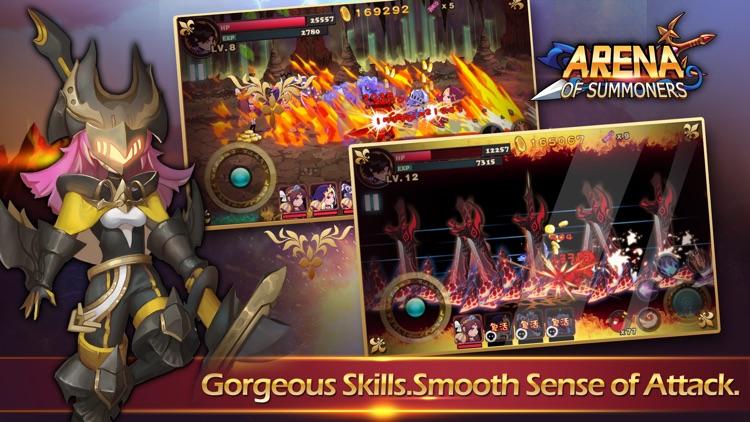 Arena of Summoners: Grand War screenshot-3