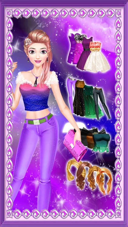 Prom Night Princess Makeover @ screenshot-3