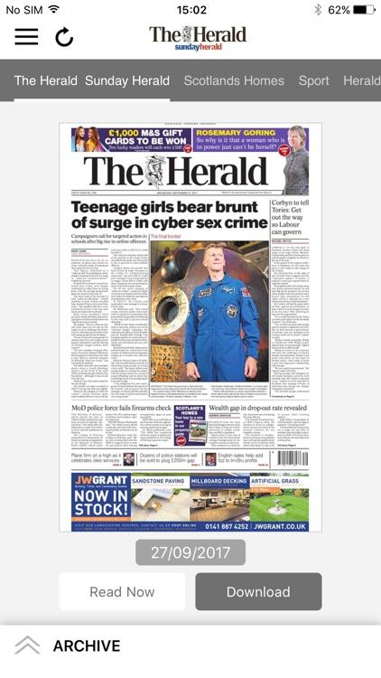 The Herald Newspaper