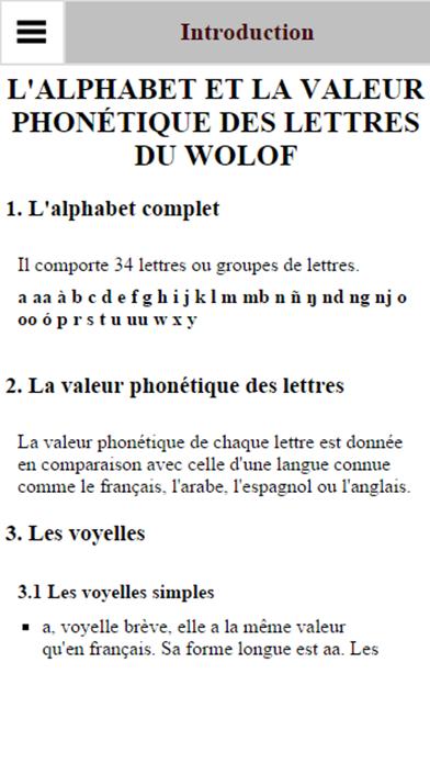 Dictionnaire Français Wolofのおすすめ画像2
