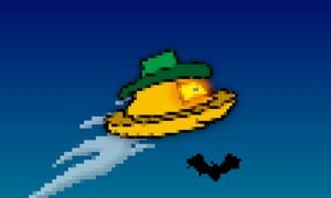 Alien Cowboy: Halloween fiesta