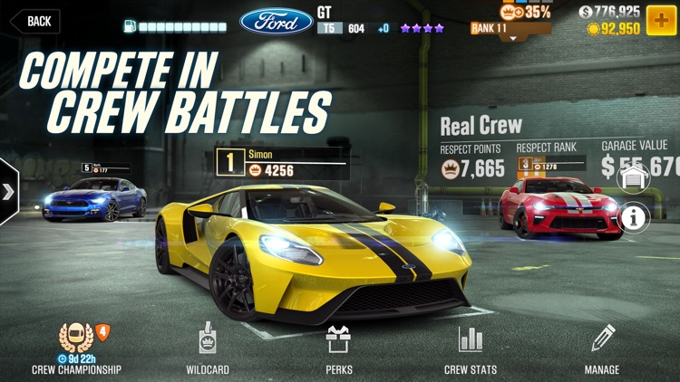 CSR Racing 2 screenshot-3