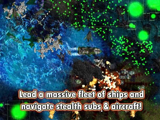 Screenshot #5 for Land Air Sea Warfare HD RTS
