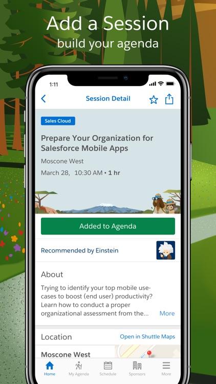 Salesforce Events screenshot-3