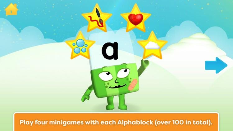 Alphablocks - Letter Fun screenshot-0