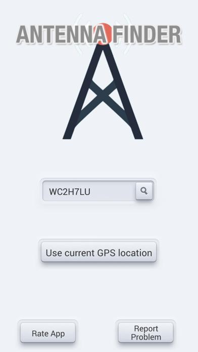 Antenna Finder screenshot one