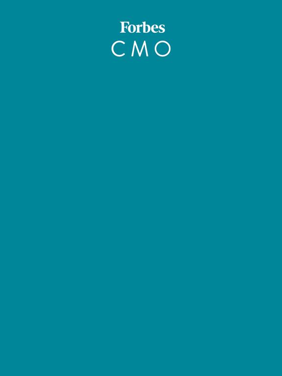 Forbes CMO screenshot 3