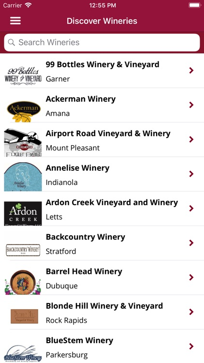 Iowa Wine and Beer screenshot-3