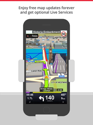 Car Navigation: Maps & Traffic screenshot 2