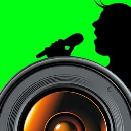 Green Screen Live Video Record Apple Watch App