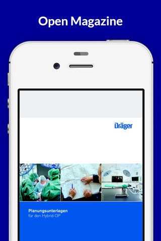 Dräger eBook App screenshot 3
