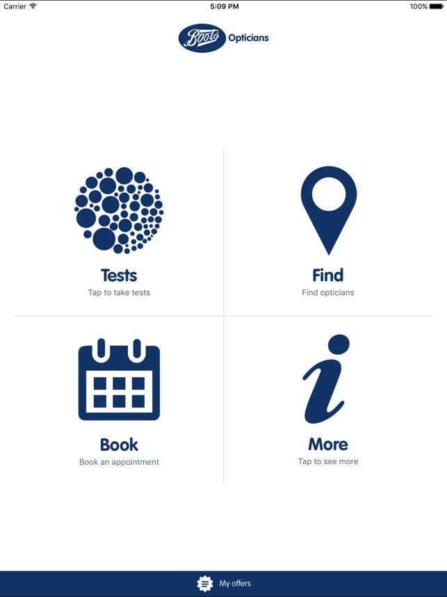 e8377a2adc011  Eye Test by Boots Opticians on the App Store