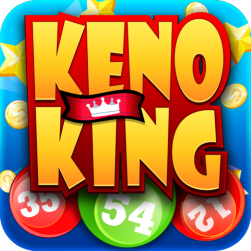 Keno King: Casino Lottery Game