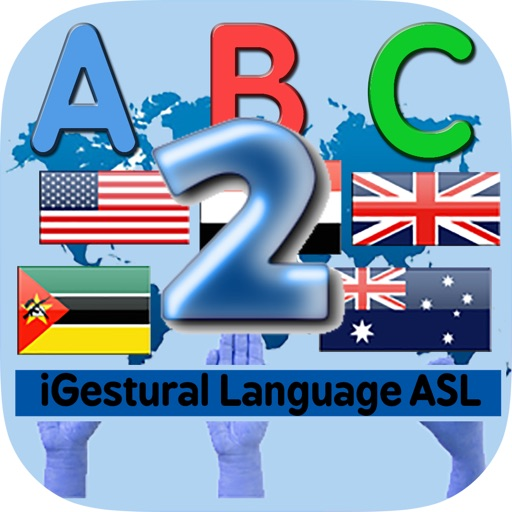 iGestural Language ASL Lite II