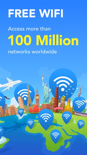Wifi map get free internet on the app store screenshots gumiabroncs Images