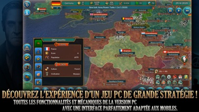 Screenshot #2 pour Realpolitiks Mobile