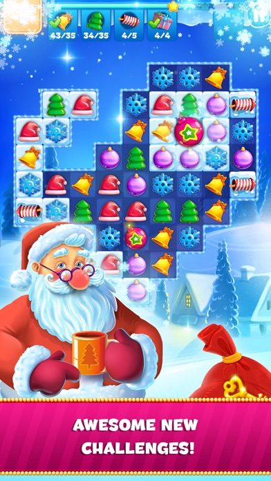 Christmas Sweeper 3 app image
