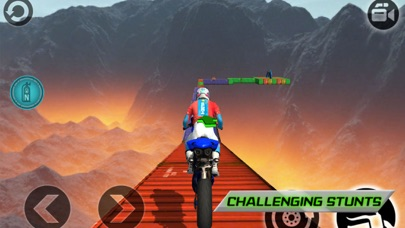 Extreme Bike Stunt Trial screenshot one
