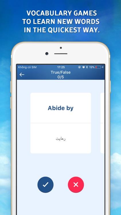 Persian Dictionary - ديكشنري screenshot-4
