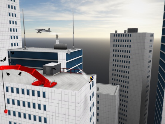 Stickman Base Jumper 2 на iPad