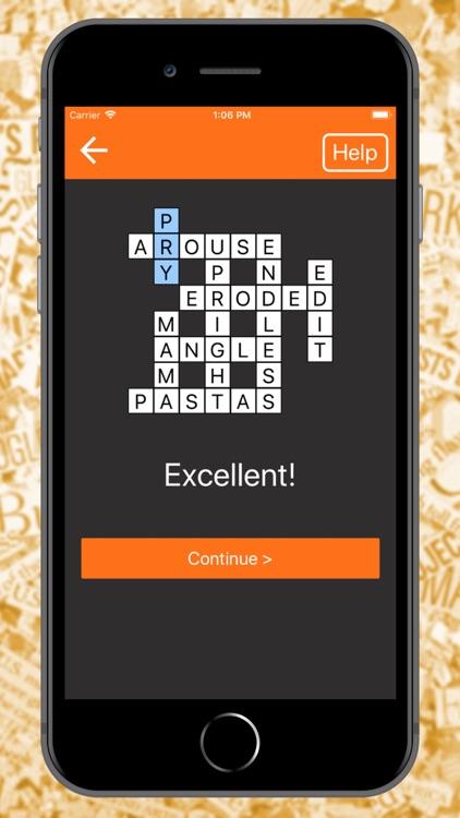 Quick Crosswords screenshot-3