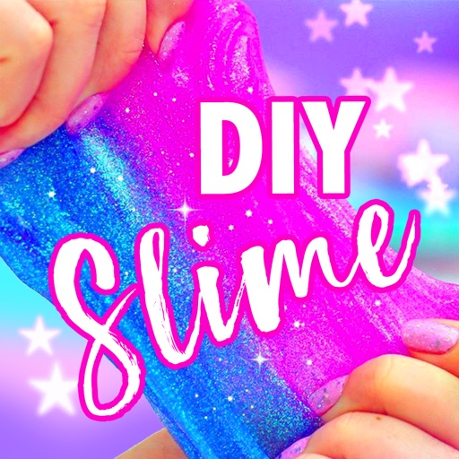 Diy slime how to make slime app data review entertainment diy slime how to make slime app logo ccuart Images