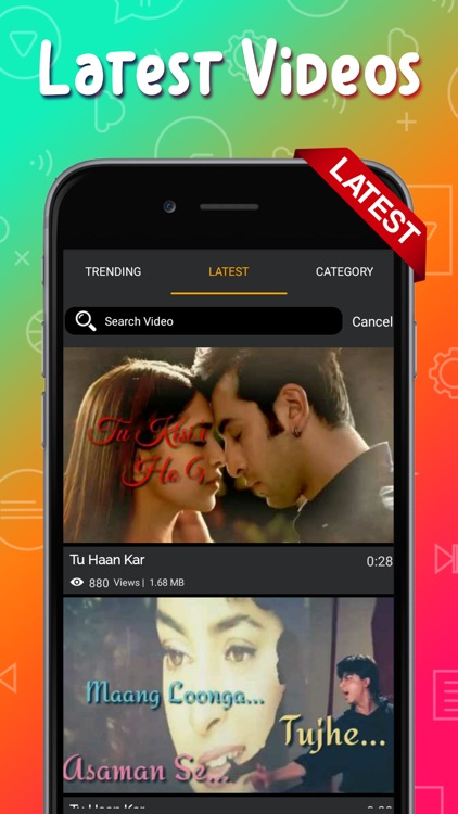 Bolly - The Video Status App