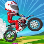 Hack Dirt Bike Mini Racer : 3D Race