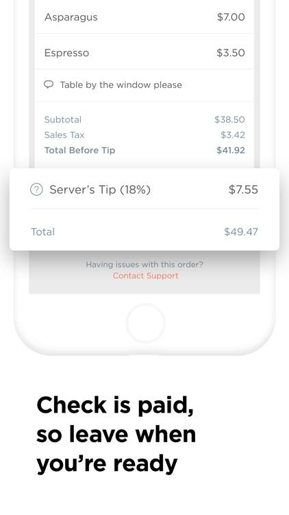 Allset Restaurant Reservations screenshot-3
