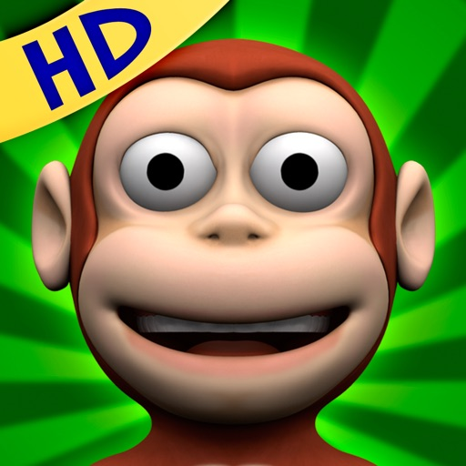 My Talky Mack HD FREE: The Talking Monkey - Text, Talk And Play With A Funny Animal Friend