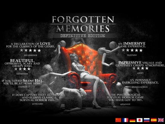 Screenshot #4 pour Forgotten Memories