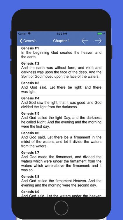 eBiblia Pro, The holy Bible screenshot-3