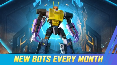 download TRANSFORMERS: Forged to Fight apps 4
