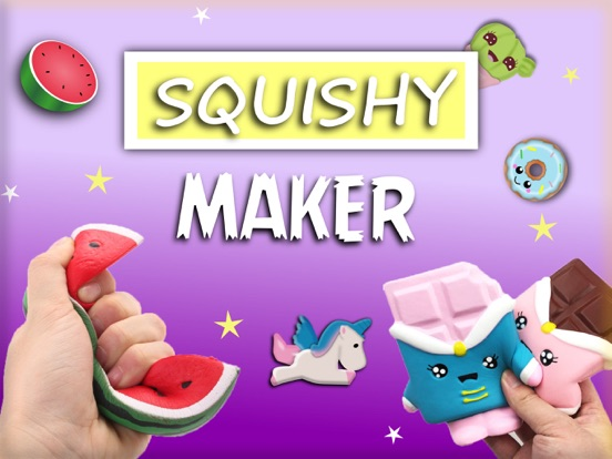 iPad Image of Squishy maker - slime