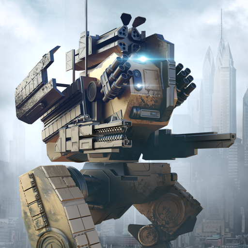 WWR: World of Warfare Robots For Mac