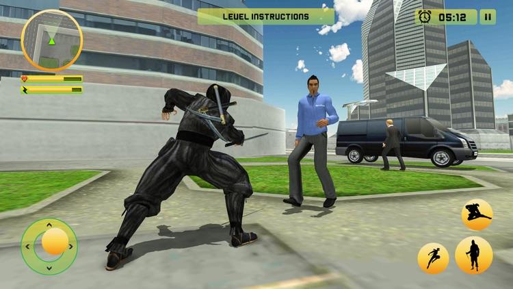 Ninja Warrior screenshot-3