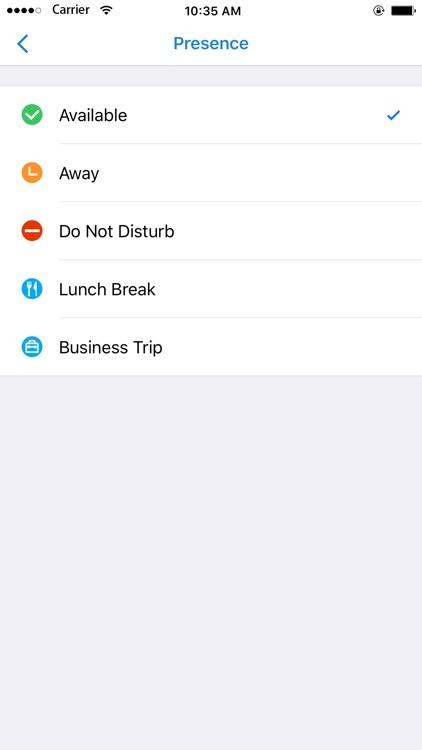 Yeastar Linkus Mobile Client screenshot-3