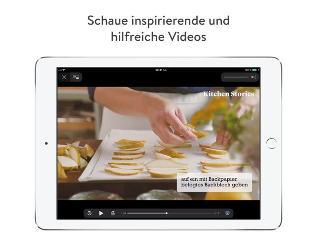 Kitchen Stories - Rezepte Screenshot