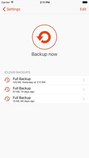 Lock Notes Pro Screenshot