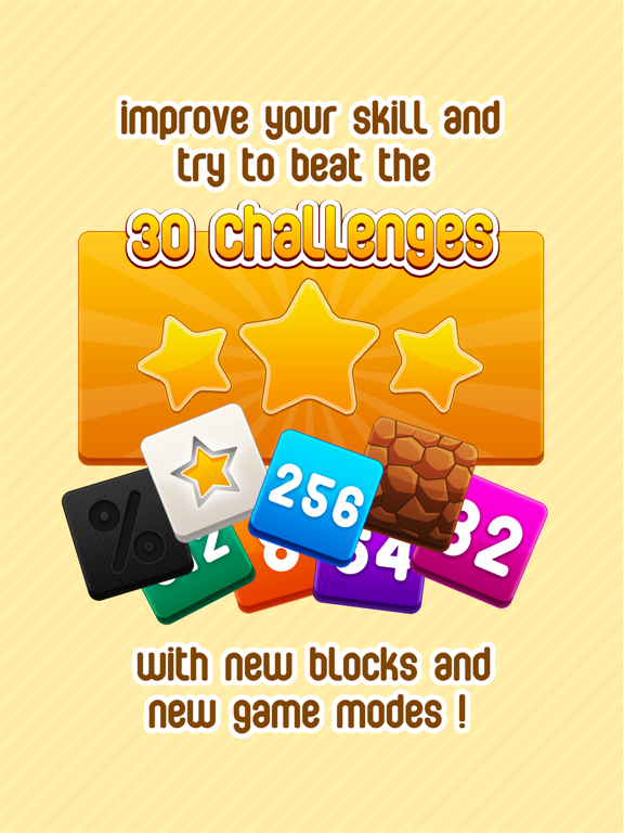 2048 plus - New Version - Challenge Edition screenshot